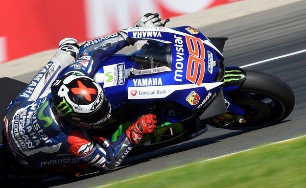 Лоренсо е новият шампион в MotoGP
