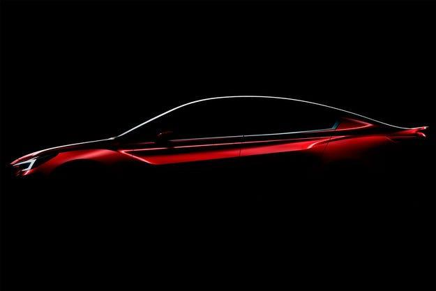 Subaru ще покаже предвестника на новата Impreza