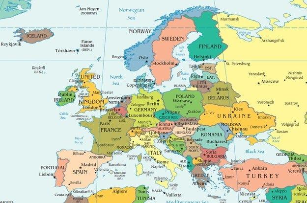 Продажбите в Европа скочиха с близо 3% през октомври
