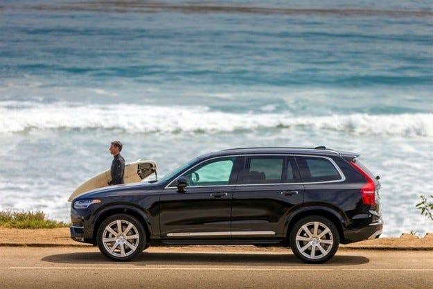 Новият Volvo XC90 пак е SUV на годината на сп. Motor Trend