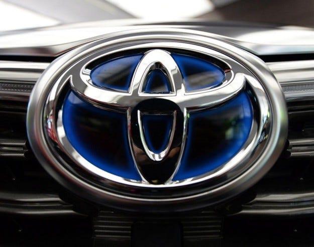 За поредна година Toyota е най-успешната марка според TUV