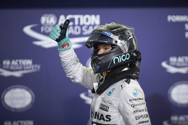 Гран при на Абу Даби: Розберг сложи точка на сезона