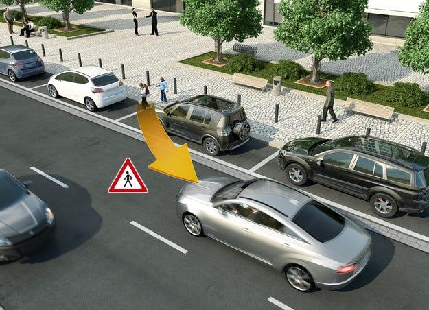 Технология от Continental предпазва най-уязвимите на пътя