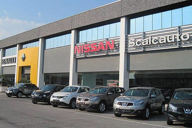 Компанията Nissan може да прекрати договора с Renault