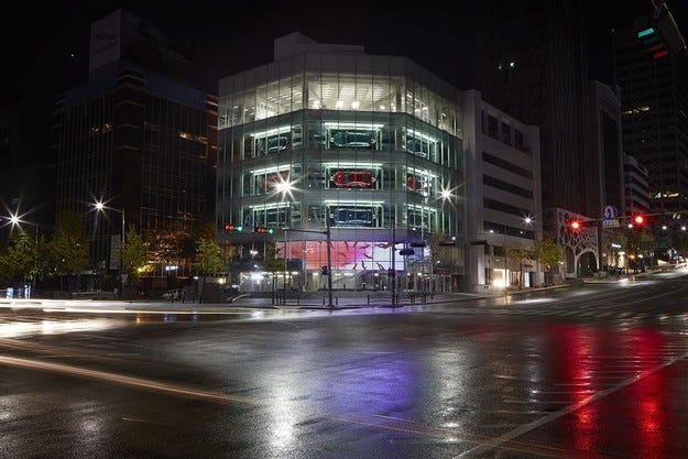 Hyundai Motorstudio в Сеул привлече 200 000 посетители