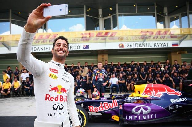 Infiniti вече няма да е спонсор на Red Bull