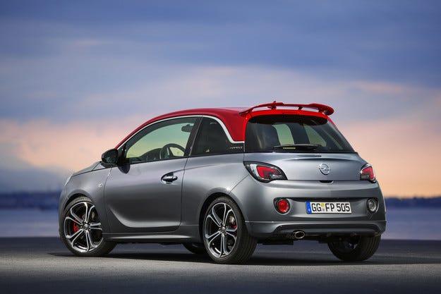 Интернет и нови инфоразвлекателни системи в Opel ADAM