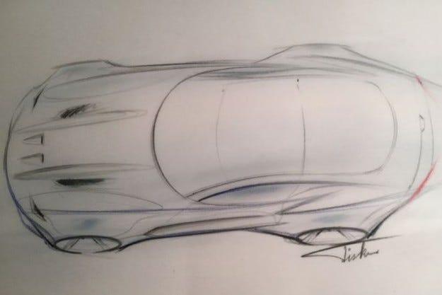 Хенрик Фискер ще заведе в Детройт нов суперавтомобил
