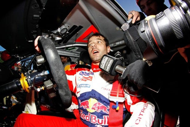 Льоб ще участва във WRC със собствен отбор