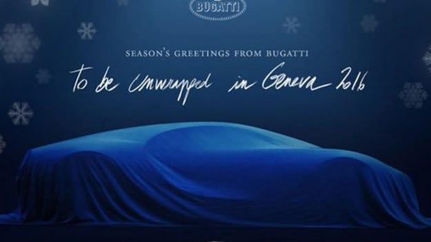 Bugatti Chiron може да ускори до 467 километра в час