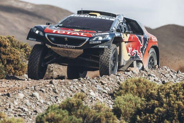 Рали Дакар: Peugeot отново е над всички