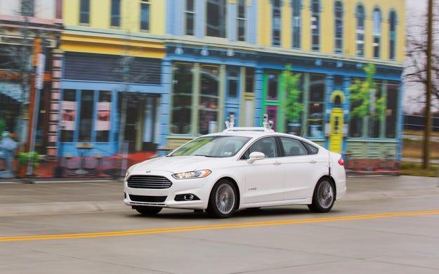 Ford не потвърди официално партньорство с Google (видео)