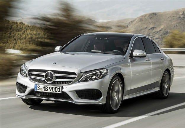 Mercedes измести Audi от втората позиция при луксозните