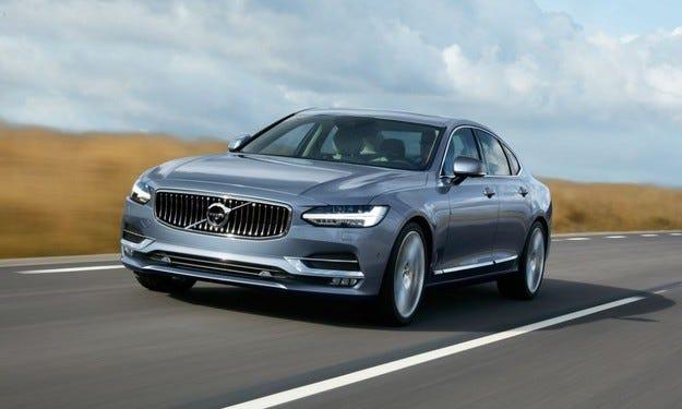 Volvo очаква ръст и през 2016 след втори пореден рекорд