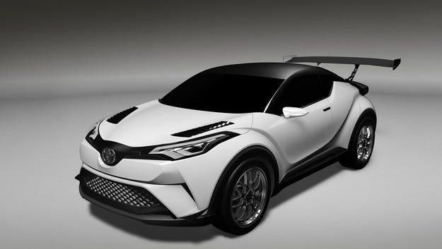 Компанията Toyota създаде прототип за 24-часов маратон