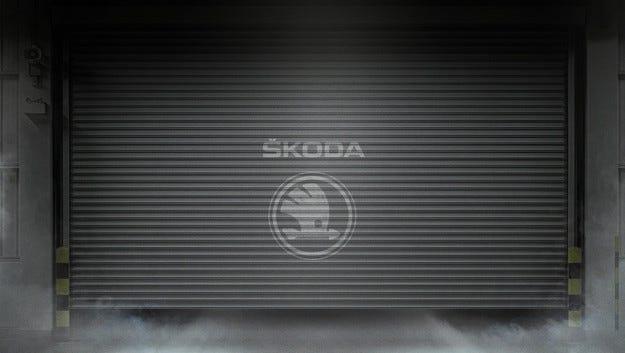 Skoda намекна за предстоящ дебют на голям кросоувър