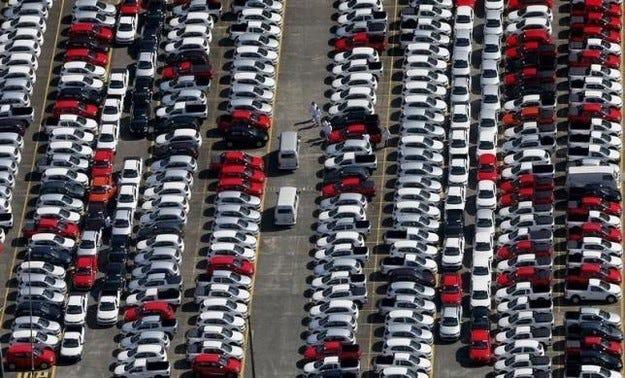 2015 г.: Рекордна по отзоваване на автомобили в света