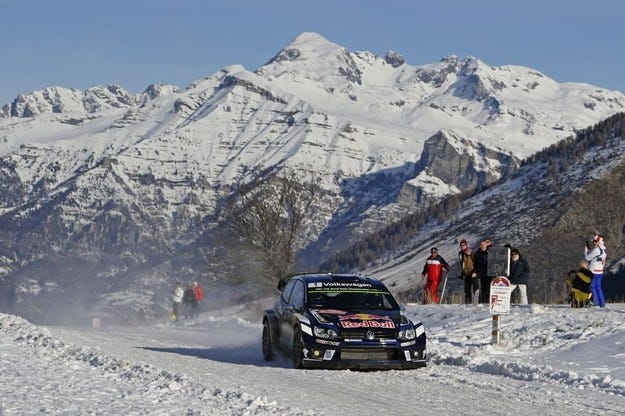 Рали Монте Карло: Шампионът започна сезона с победа