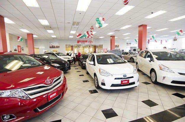 Toyota пак е лидер по продажби за четвърта поредна година