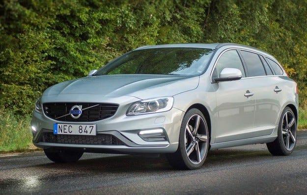 Volvo ще премести производството на V60 в Белгия