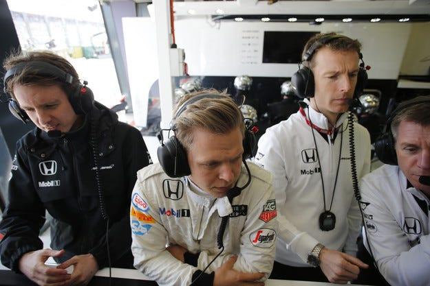 Магнусен вече е пилот на Renault