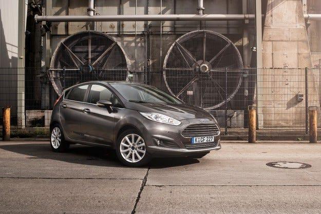 Fiesta отново е любимата малка кола на Европа