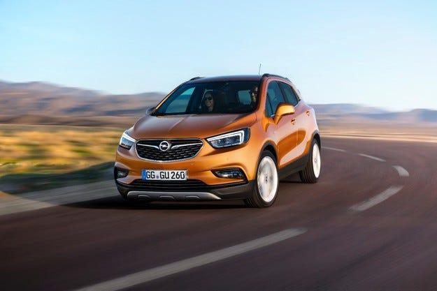 Още по-големи приключения с новия Opel Mokka X