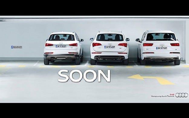 Audi обяви появата на нов компактен кросоувър