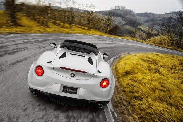 Маркионе иска Alfa Romeo във Формула 1