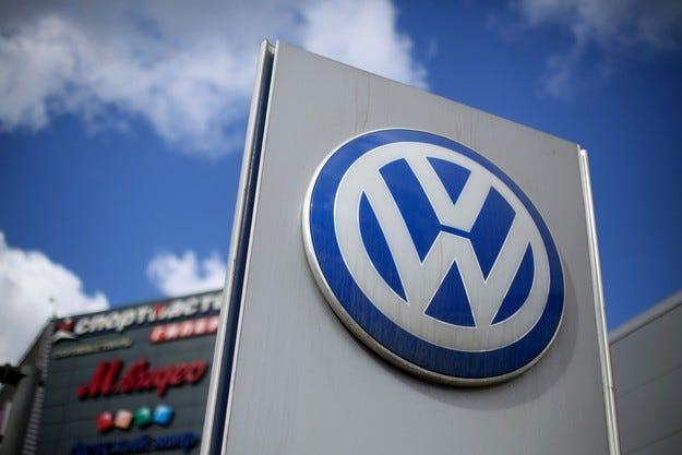 Volkswagen препрограмира дизелови автомобили в Русия