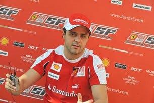 Фелипе Маса: Мотивиран съм до краен предел!