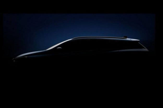 Публикуваха първото изображение на комбито Renault Megane