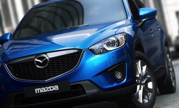 Mazda може да се откаже от участие в автосалона в Париж