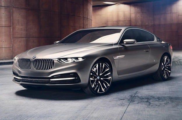 BMW Серия 8 се завръща през 2020 г. като флагмански модел