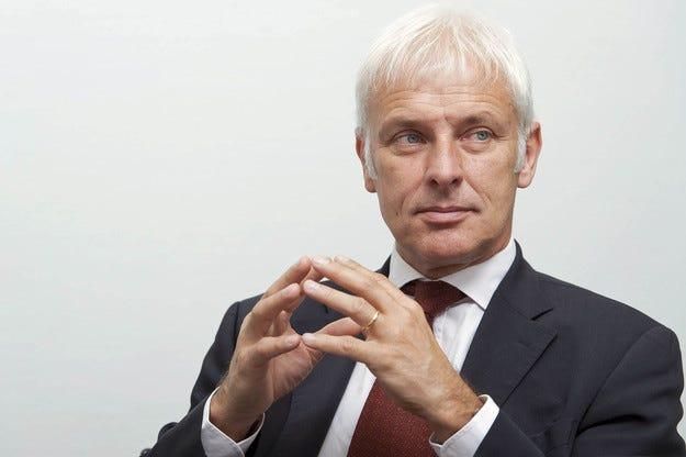 Матиас Мюлер очаква VW да си върне изгубените клиенти