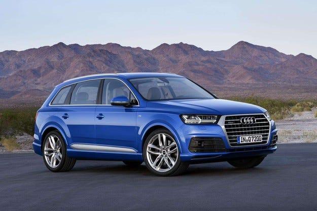 Audi иска да изпревари BMW на пазара при кросоувърите