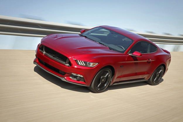 Новият Ford Mustang може да се появи две години по-рано