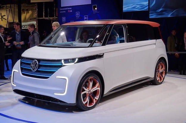 VW: В електромобилите ще има повече пространство