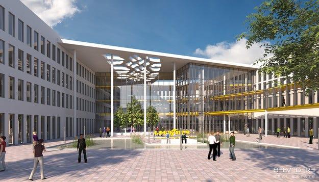 Goodyear основава нов автокампус в Люксембург