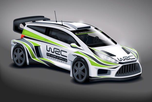 Тестовете на новите рали автомобили започват