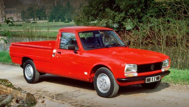 Концернът PSA Peugeot Citroen ще разработи нов пикап
