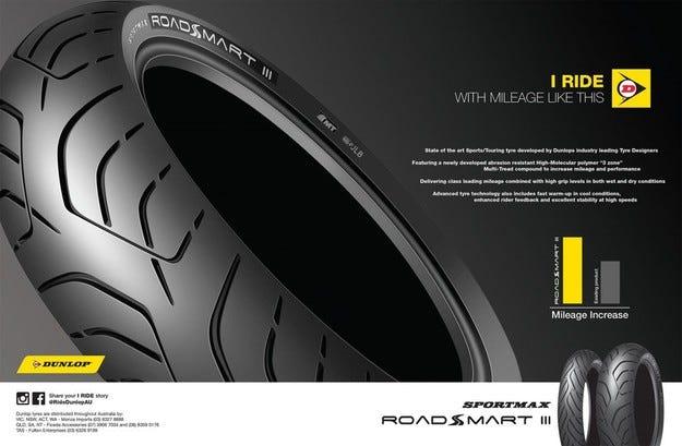 Dunlop Europe представя новата гума RoadSmart III