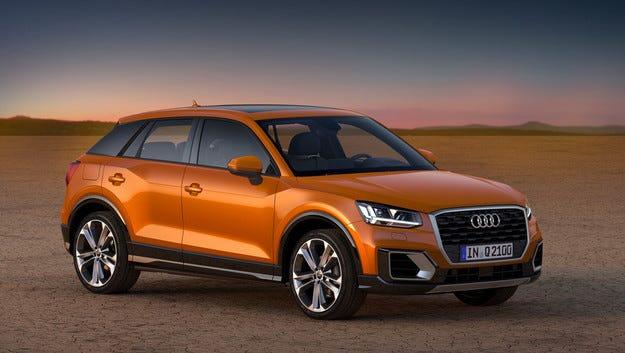 Най-малкият кросоувър Audi ще получи спортна версия