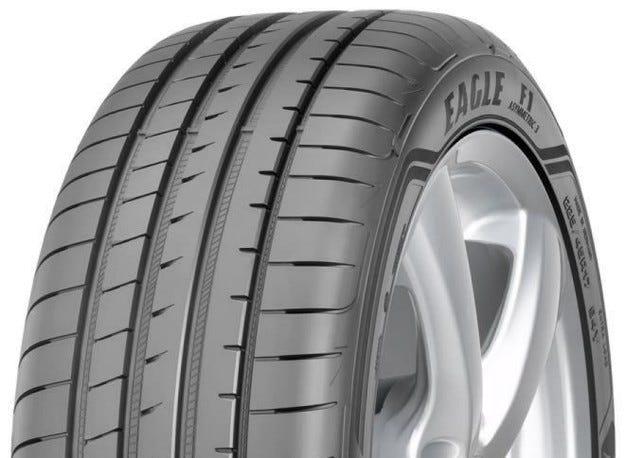 """Новият Mercedes-Benz E-класа е """"обут"""" с гуми Goodyear"""