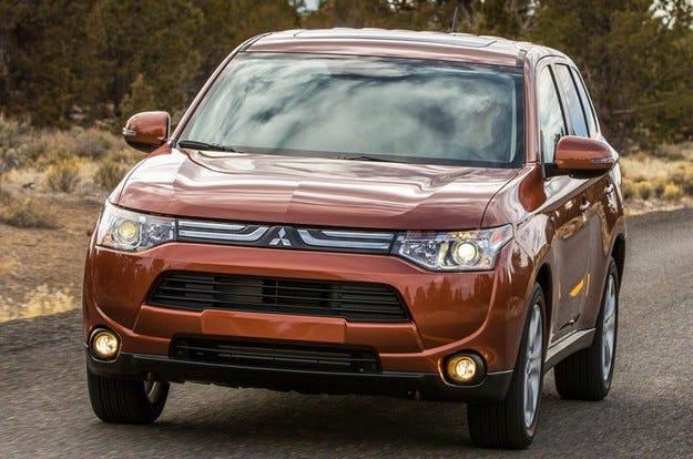 Mitsubishi призна фалшифициране на разхода на гориво
