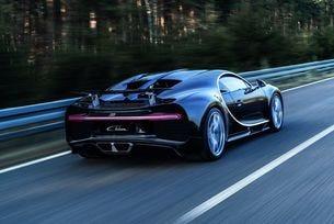 Bugatti Chiron: Първият екземпляр пристигна в Монако