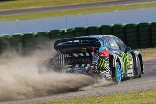 Как се подготвя състезателният Ford Focus RX?
