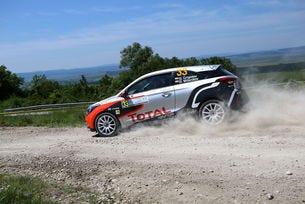 Hyundai Racing Trophy с пилот в топ 5