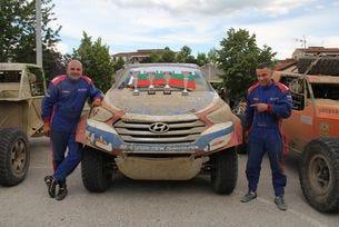 Hyundai Off-Road Racing Team е лидер в Източноевропейския офроуд шампионат