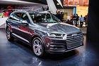 Мощта на новия Audi SQ7 блесна над София